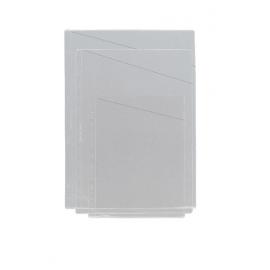 FUNDA PLANOS MULTITALADRO PVC C/CORTE A4 11TAL DK/05750004 GRAFOPLAS