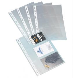 FUNDA TARJETERO BASIC/EXECUTIVE 210X147 B/10 38020 GRAFOPLAS