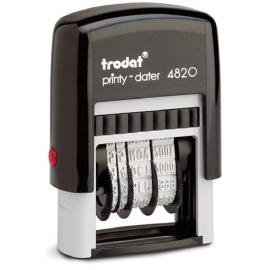 FECHADOR AUTOMATICO 4MM 4820 PRINTY TRODAT