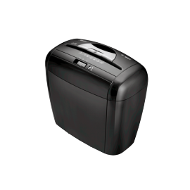 DESTRUCTORA PERSONAL PARTICULAS 220MM P/5H NEGRA 36C-4700301 FELLOWES