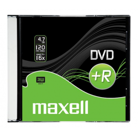 DVD+R 4,7GB 16X JC M165 MAXELL