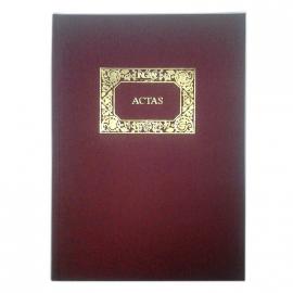 LIBRO ACTAS 100H Fº 61149 INGRAF