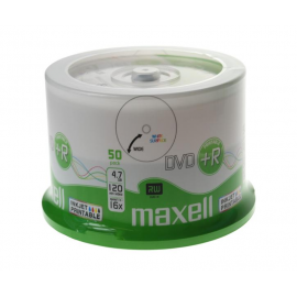 DVD+R PRINTABLE BULK/50 UDS. M179 MAXELL