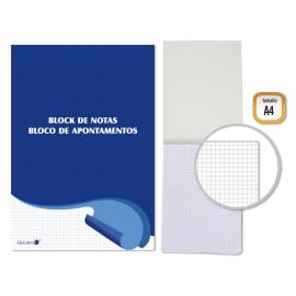 BLOC NOTAS C/TAPA Fº 80H CP 18900/18211431-100100838/320387 GOLDEN